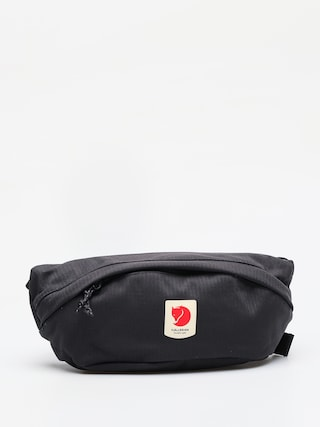 Nerka Fjallraven Ulvo Hip Pack Medium (black)