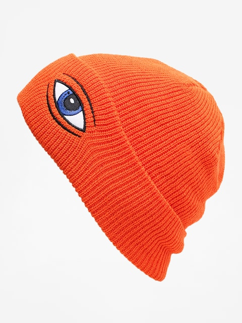 Czapka zimowa Toy Machine Sect Eye Dock Beanie (orange)