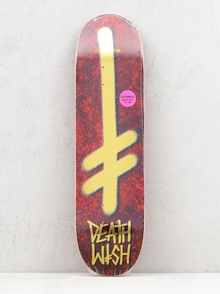 Deck Deathwish Gang Logo Holy (red/gold)