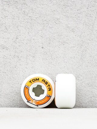 Kółka Ricta Tom Asta Pro Rapido Slim 99 (white)