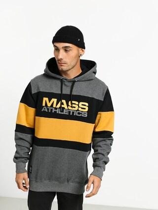 Bluza z kapturem MassDnm Slapshot HD (dark heather grey)