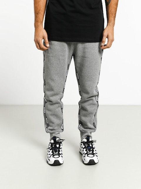 Spodnie MassDnm Gap Sneaker Fit (light heather grey)