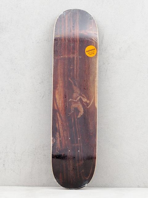 Deck Deathwish Pale Rider (brown)