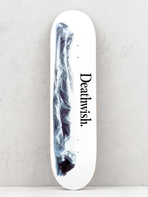 Deck Deathwish Too Much Too Soon (white)