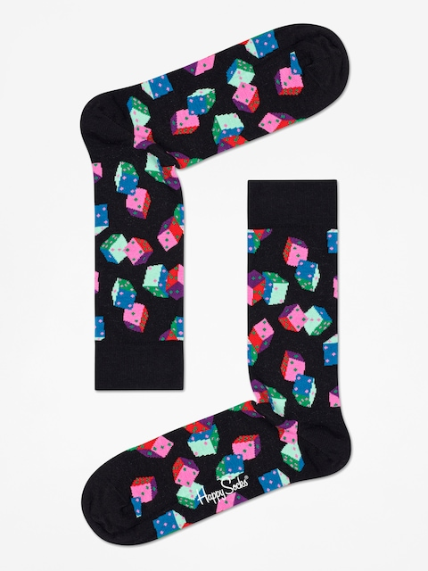 Skarpetki Happy Socks Dice (black)