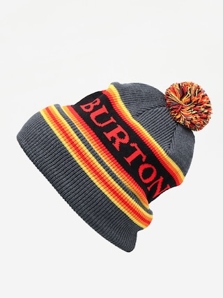 Czapka zimowa Burton Trope Beanie (true black heather)