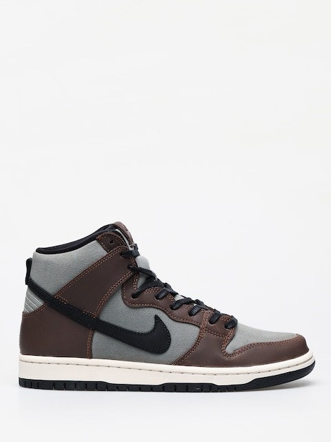 Buty Nike SB Dunk High Pro (baroque brown/black jade horizon)