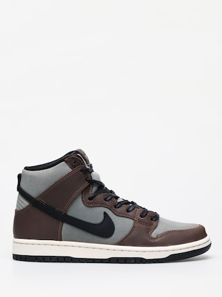 Buty Nike SB Dunk High Pro (baroque brown/black jade horizon)