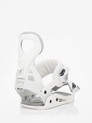 Wiązania snowboardowe Drake Queen Wmn (white)