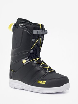 Buty snowboardowe Northwave Freedom Sl (black/yellow)
