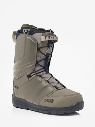 Buty snowboardowe Northwave Freedom Sl (brown)
