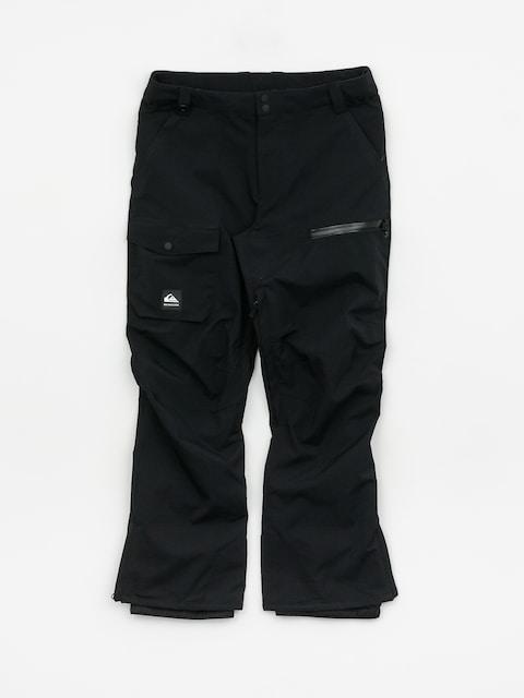 Spodnie snowboardowe Quiksilver Utility (black)
