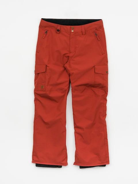 Spodnie snowboardowe Quiksilver Porter (barn red)
