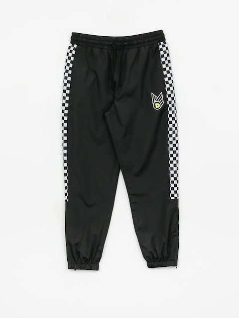 Spodnie DGK Finish Line (black)
