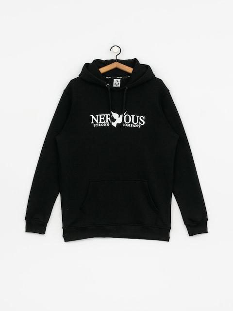 Bluza z kapturem Nervous Cls HD (black)