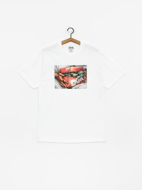 T-shirt DGK Loaded
