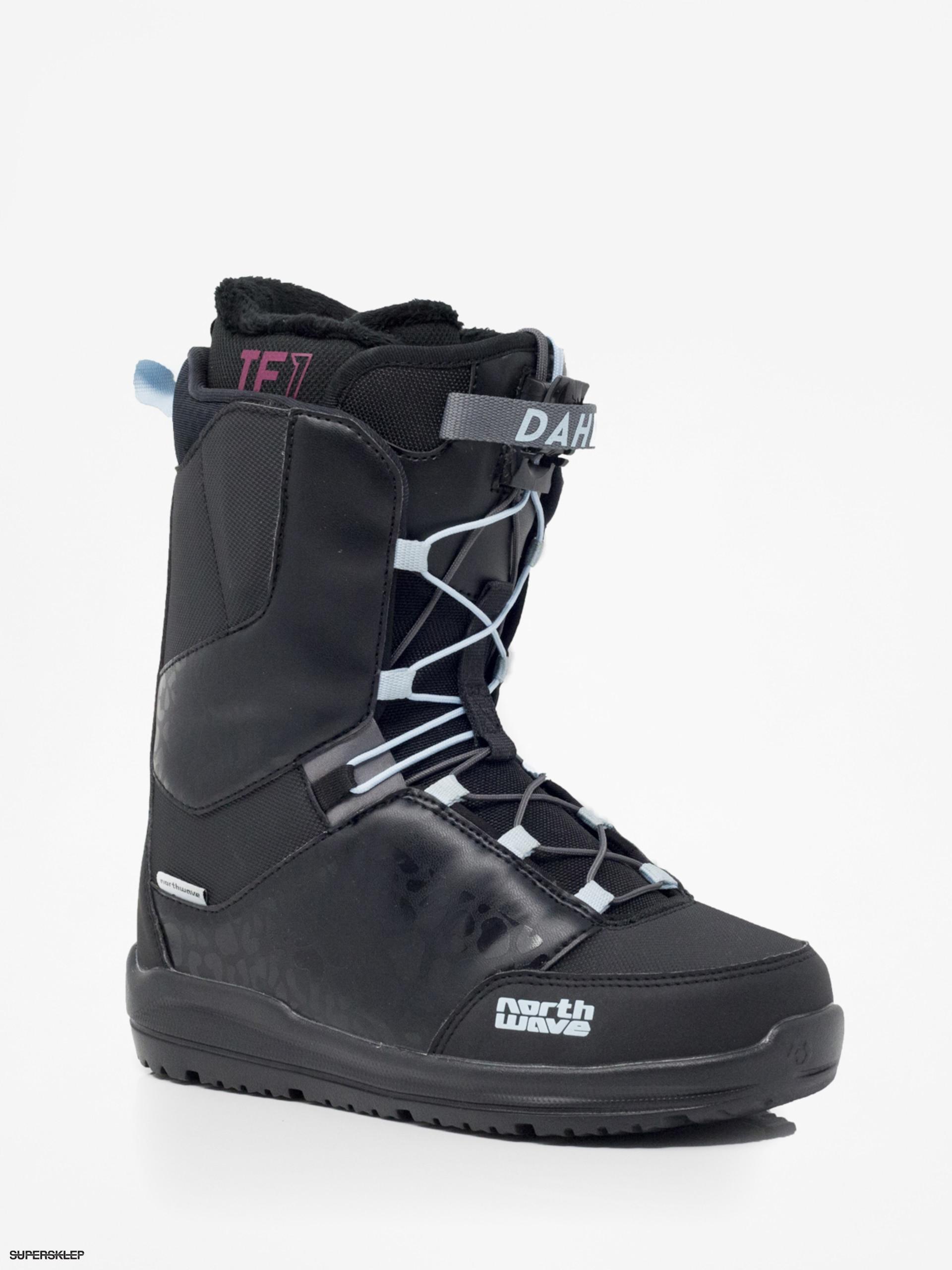 Buty Snowboardowe Northwave Dahlia Sl Wmn Black