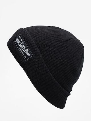 Czapka zimowa Mitchell & Ness Box Logo (black)