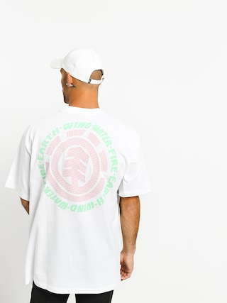 T-shirt Element Dotted (optic white)