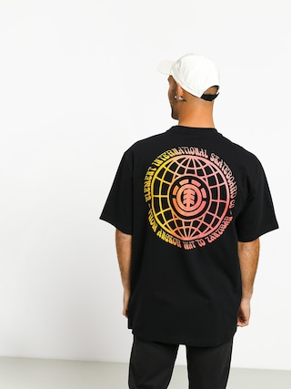 T-shirt Element International (flint black)