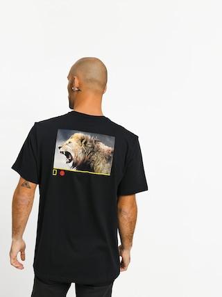 T-shirt Element Snarl (flint black)