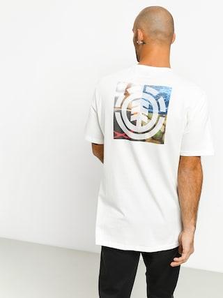 T-shirt Element Quadrant Seasons (off white)