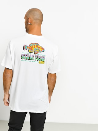 T-shirt Element Stale Fish (optic white)