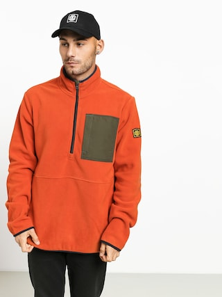 Bluza Element Windrift Qtr Zip (burnt ochre)