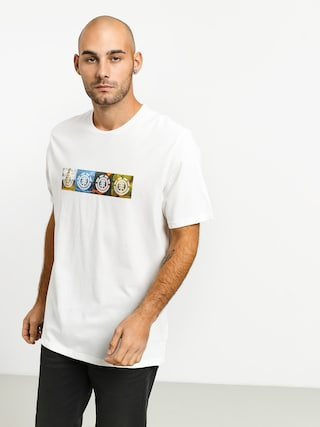 T-shirt Element Horizontal Seasons (off white)