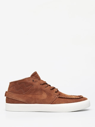 Buty Nike SB Zoom Janoski Mid Crafted (lt british tan/lt british tan black)
