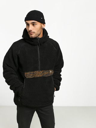 Bluza z kapturem Etnies Eta Coda Sherpa HD (black)