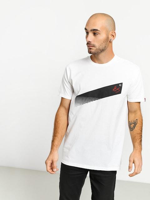 T-shirt Es Script Stripe
