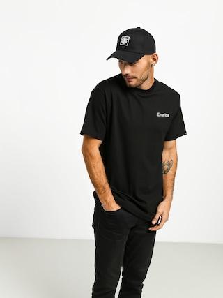 T-shirt Emerica Pure Triangle (black)