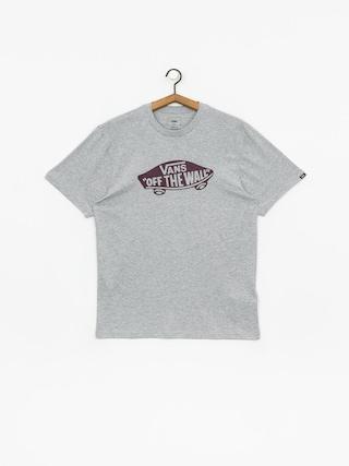 T-shirt Vans Otw (athletic heather/port royale)