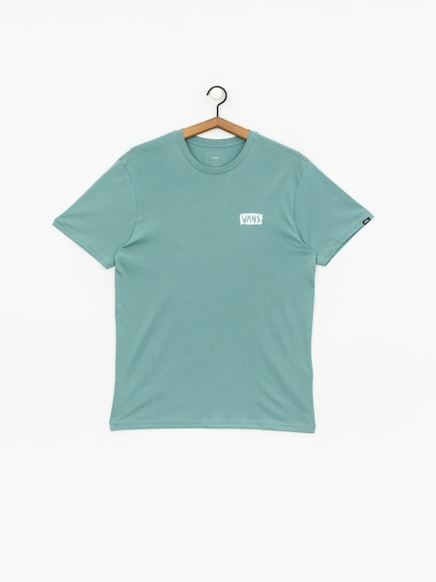 T-shirt Vans Scratched