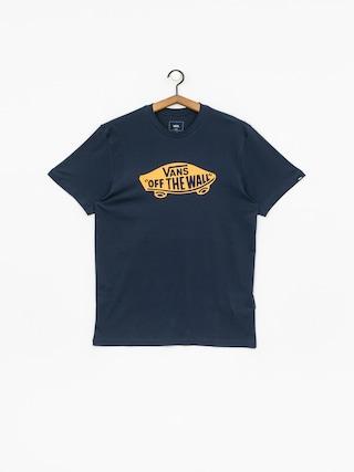 T-shirt Vans Otw (dress blues/old gold)