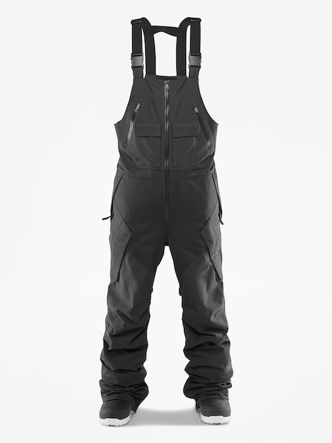 Spodnie snowboardowe ThirtyTwo Mullair Bib (black)