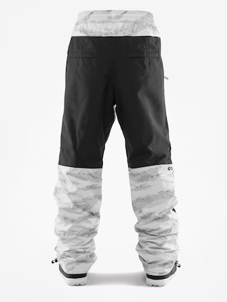 Spodnie snowboardowe ThirtyTwo Sweeper (white/camo)
