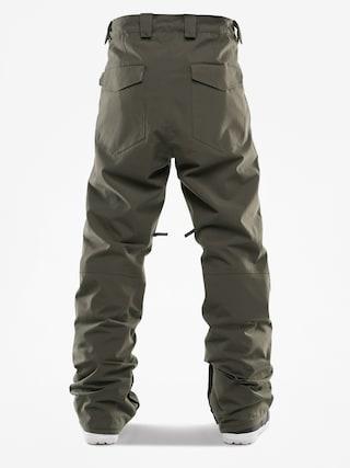 Spodnie snowboardowe ThirtyTwo Wooderson (army)