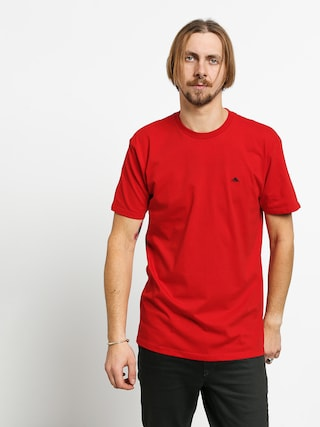 T-shirt Emerica Triangle Staple (red)