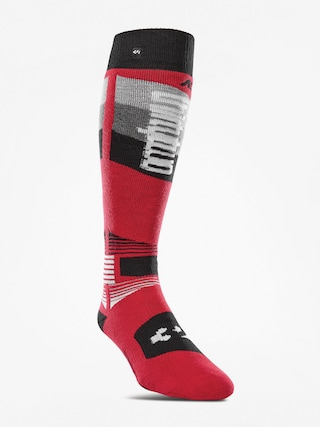 Skarpety ThirtyTwo Asi Merino Performance (red)