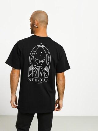 T-shirt Nervous Nightly (black)