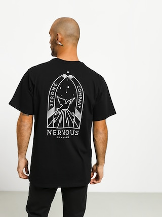 T-shirt Nervous Nightly (black)