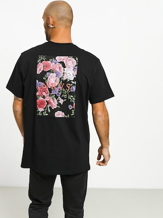 T-shirt Nervous Garden (black)