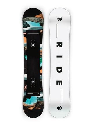 Deska snowboardowa Ride Heartbreaker Wmn (white/black)