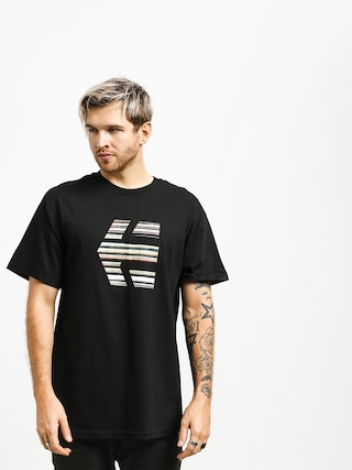 T-shirt Etnies Deck Icon (black)