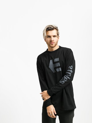 Longsleeve Etnies Icon (black)