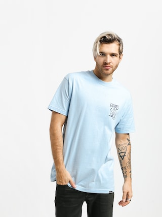 T-shirt Etnies Phil Morgan Skate Tag (dusty blue)