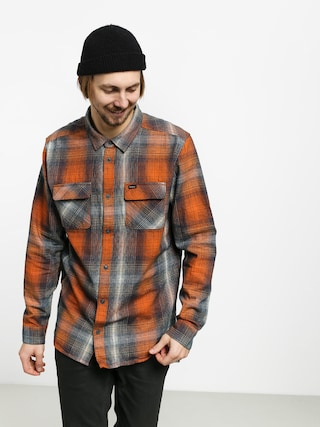 Koszula RVCA Muir Flannel Ls (rust orange)