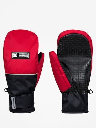 Ru0119kawice DC Franchise Mitt (racing red)